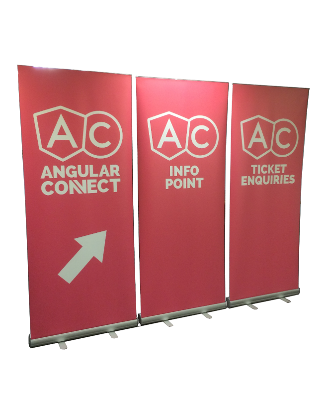 cheap pop up banner