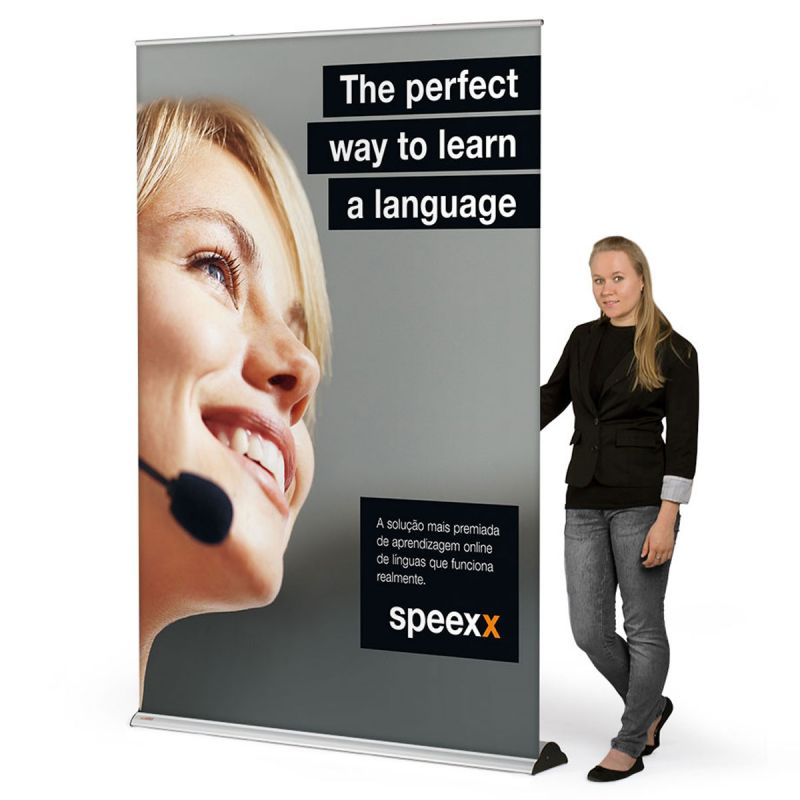 Large Display Standard Roller Banners